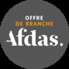 Logo Afdas - Offre de branche